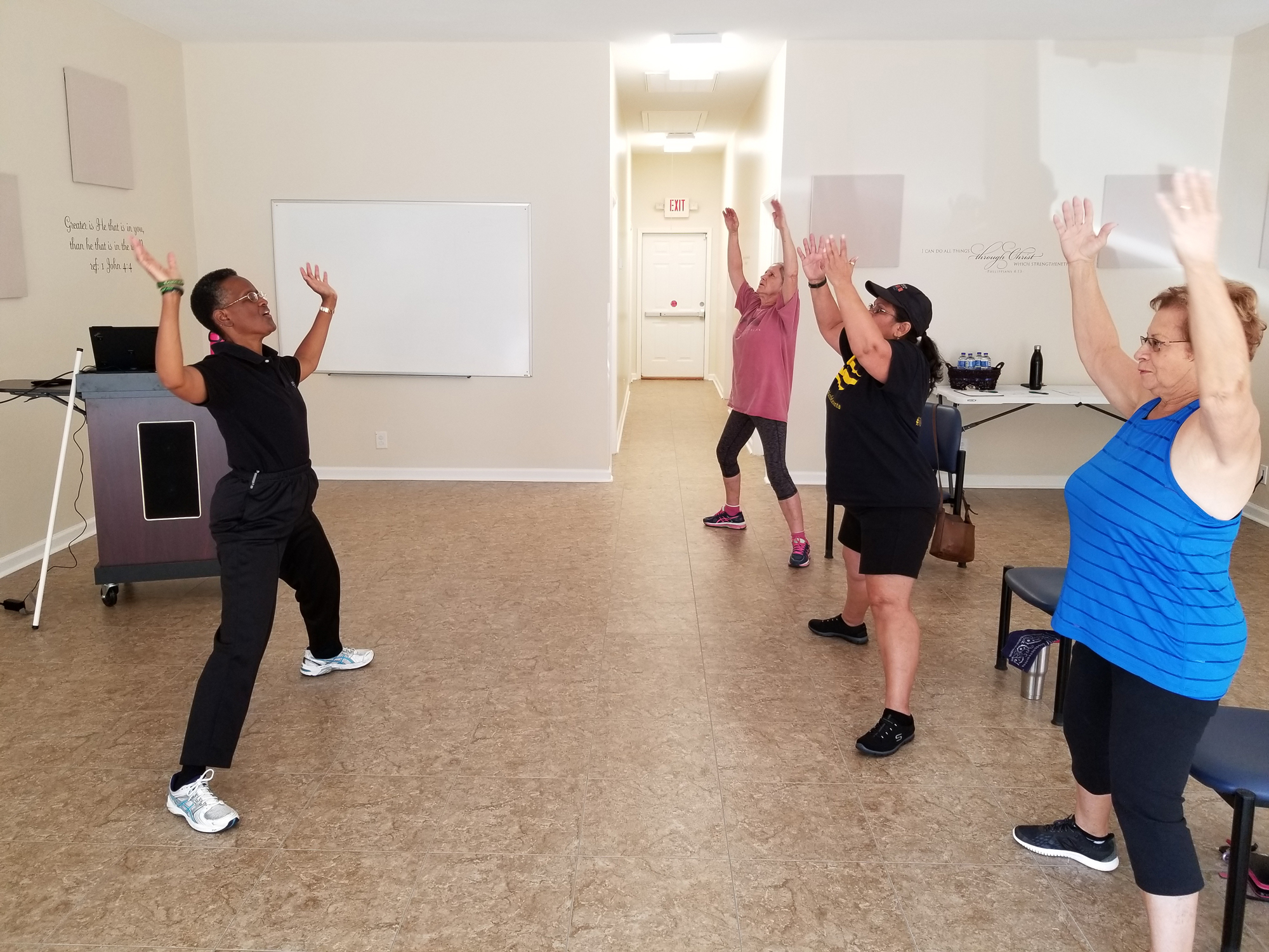 tai chi classes clarksville TN wellness center